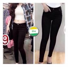 Jean dài nữ 2 da