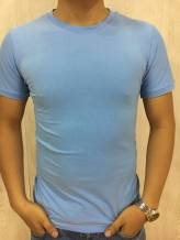 Áo thun cotton cao cấp cổ tròn