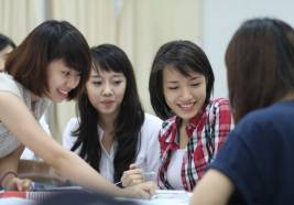 Kết quả học tập lớp Kinh tế - Tài chính QH.2015
