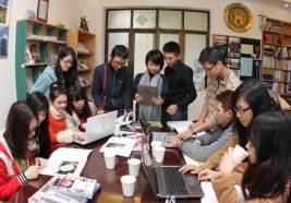 Thời khóa biểu lớp Kinh tế - Tài chính khóa QH.2015
