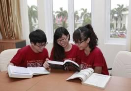 Danh sách trúng tuyển chương trình đại học chính quy LKQT năm 2016