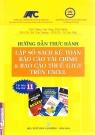 HDTH Lập sổ sách kế toán BCTC & BC thuế GTGT trên Excel
