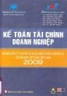 Kế toán tài chính doanh nghiệp - 2009