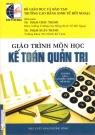 Giáo trình môn học kế toán quản trị