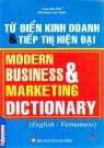 Từ điển kinh doanh và tiếp thị hiện đại