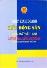 Luật kinh doanh bất động sản song ngữ Việt - Anh