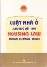 Luật nhà ở song ngữ Việt - Anh