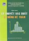 Giáo trình lý thuyết xác suất và thống kê toán
