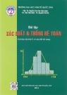 Bài tập xác suất và thống kê toán