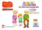 100 Từ vựng tiếng Anh cho bé 1 - Các thành viên trong gia đình