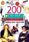 200 câu hỏi & lời giải đáp những nhà thám hiểm