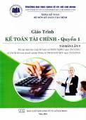 Giáo trình kế toán tài chính Quyển 1 – Tái bản lần 5
