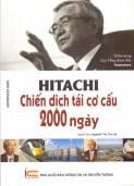 Hitachi – Chiến dịch tái cơ cấu 2000 ngày