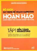 Bộ sách Xây dựng kế hoạch Marketing hoàn hảo (Dành riêng cho doanh nghiệp VN)