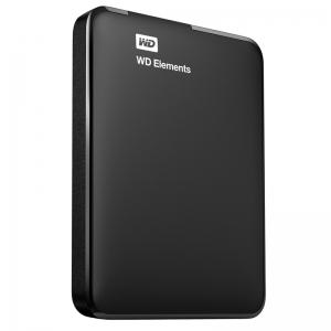 WD Elements 500GB WDBUZG5000ABK