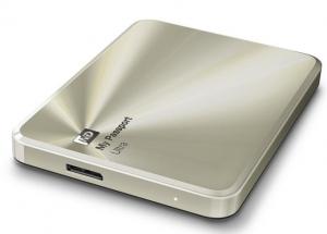 My Passport Ultra Metal 2TB
