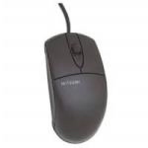 Mitsumi Scroll Mouse PS/2 - Black loại to