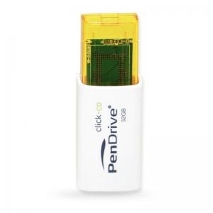 USB 32GB Pendrive Click-co (Vàng)