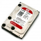"Western Digital Red 3TB IntelliPower 64MB Cache SATA 6.0Gb/s 3.5"" (WD30EFRX)"