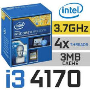 CPU Intel Core i3 – 4170 Box -3.7Ghz- 4MB Cache, socket 1150