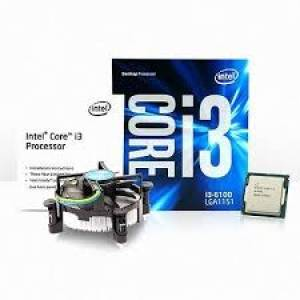 CPU Intel Core i3 6100 3.7 GHz / 3MB / HD 530 Graphics / Socket 1151 (Skylake)