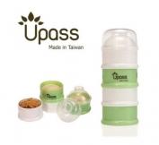 Hộp đựng sữa bột 4 ngăn không BPA