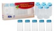 Binh trữ sữa mẹ (bộ 5 bình) Spectra (Hàn Quốc)