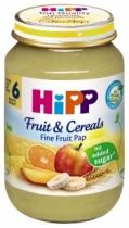 Dinh dưỡng đóng lọ Ngũ cốc chuối, cam, táo, xoài (190g)