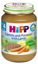Dinh dưỡng đóng lọ Thịt cừu, cà rốt, khoai tây (190g)