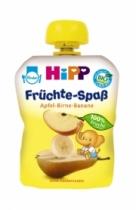 Trái cây nghiền HiPP Fruit Fun vị táo, lê, chuối (90g)