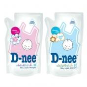 Dung dịch giặt xả Dnee 700ml (túi màu trắng)