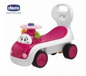 Xe chòi chân Speedy hồng Chicco