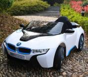 Ô tô điện trẻ em BMW I8