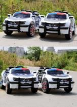 Ô tô điện trẻ em police FL 1028