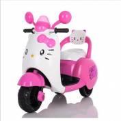 Xe máy điện trẻ em vespa JB 198 Hello kitty