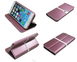 Bao da iPhone 6 Nillkin ice Leather