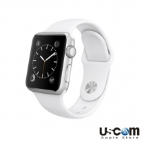 Apple Watch 42mm Stainless Steel White