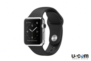 Apple Watch 38mm Stainless Steel Black