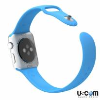 38mm/ 42mm Blue Sport Band - Hàng FPT (Full VAT)