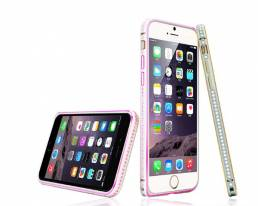 Ốp viền iPhone 6 Plus Coteeci đá