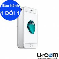 IPHONE 7 128GB SILVER (Mới 99%)