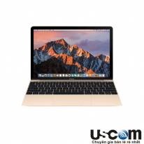 Macbook 12-inch Retina 256GB Gold (MNYK2) 2017