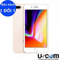 IPHONE 8 PLUS 64GB GOLD ( Mới 99% )