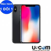 IPHONE X 64GB SPACE GRAY ( Mới 99% )