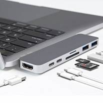 HyperDrive Duo Hub for USB - C Macbook Pro - GN28B