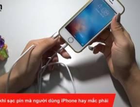 7 sai lầm khi sạc pin mà người dùng iPhone hay mắc phải