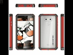 Cùng ngắm Concept LG G6