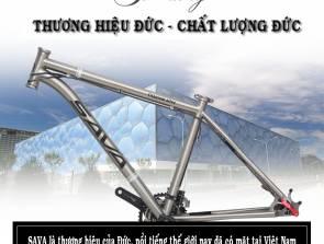 Xe đạp thể thao SAVA Titanium