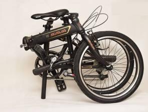 Album xe đạp gấp SAVA SP9