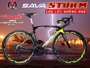 Album Xe đạp đua Carbon SAVA Storm